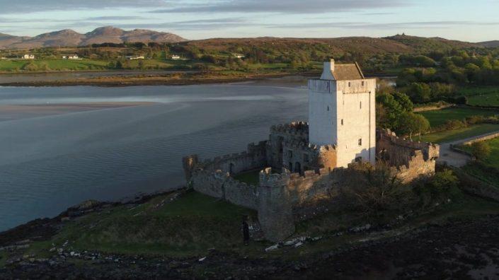 Doe Castle Donegal Ireland